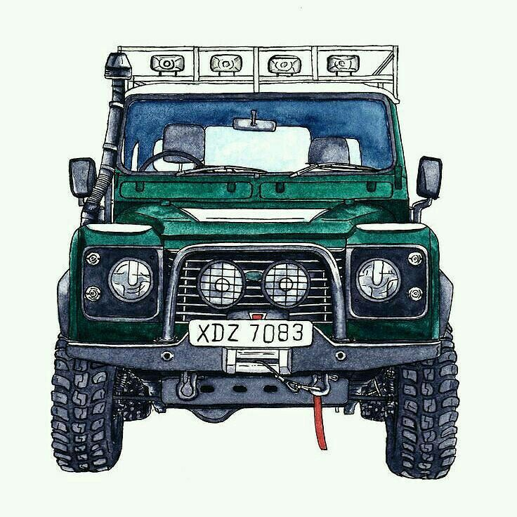 Pin De راشد الأخلاق Em رياضة Land Rover Defender 110 Land Rover