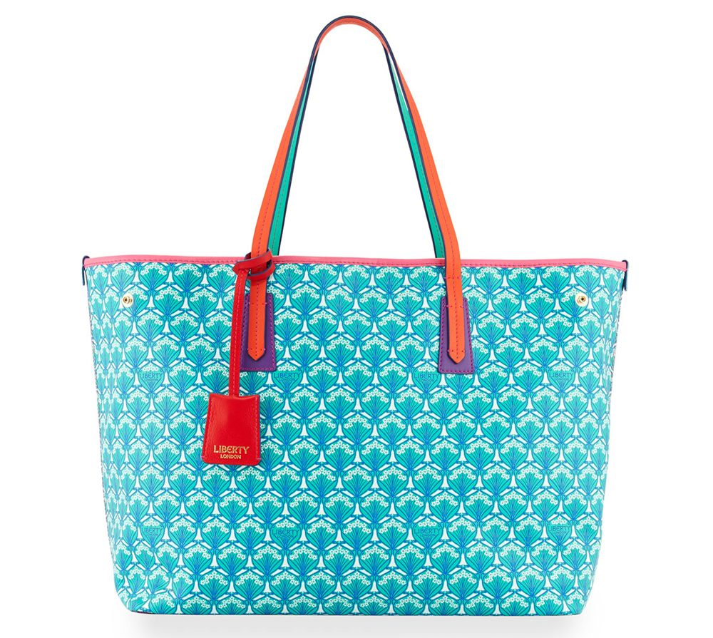 Liberty London Bags Offer A Colorful Alternative To Louis Vuitton And Goyard