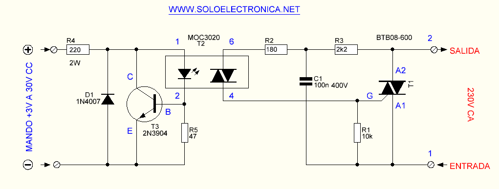 solid state relay varios electrónica pinterest tech 12v relay please visit electronic circuit solid state relay circuit diagram for more detail information