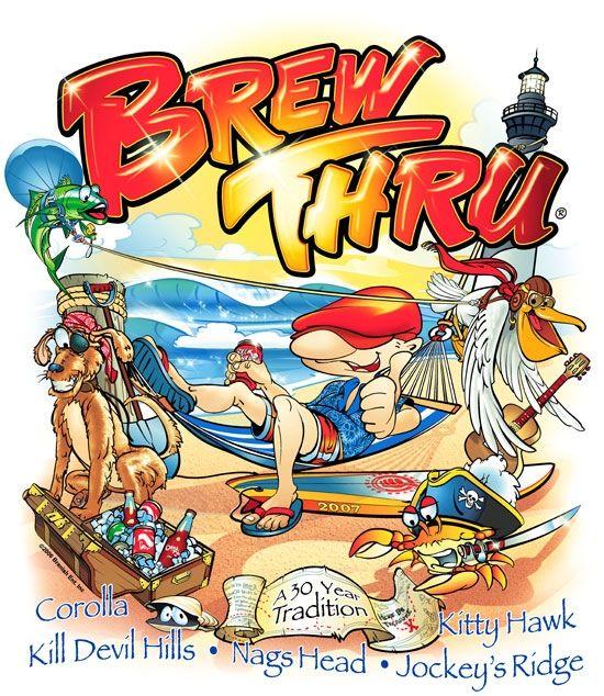 Brew Thru-Original Drive-Thru Convenience Store---1 0f 3