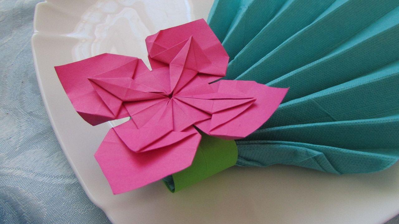 Origami rond de serviette fleur marcela brina ms origami origami rond de serviette fleur marcela brina origamienvelopes factspleasureflower mightylinksfo Choice Image