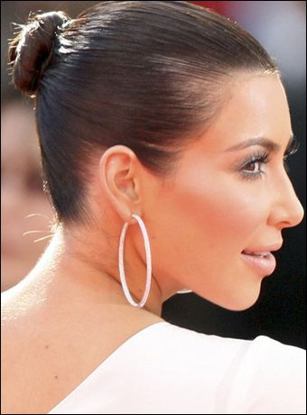 Image Result For Sleek Low Bun Sleek Low Buns Hair Bun