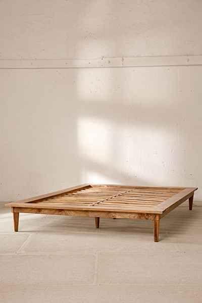 Amelia Platform Bed #makkari