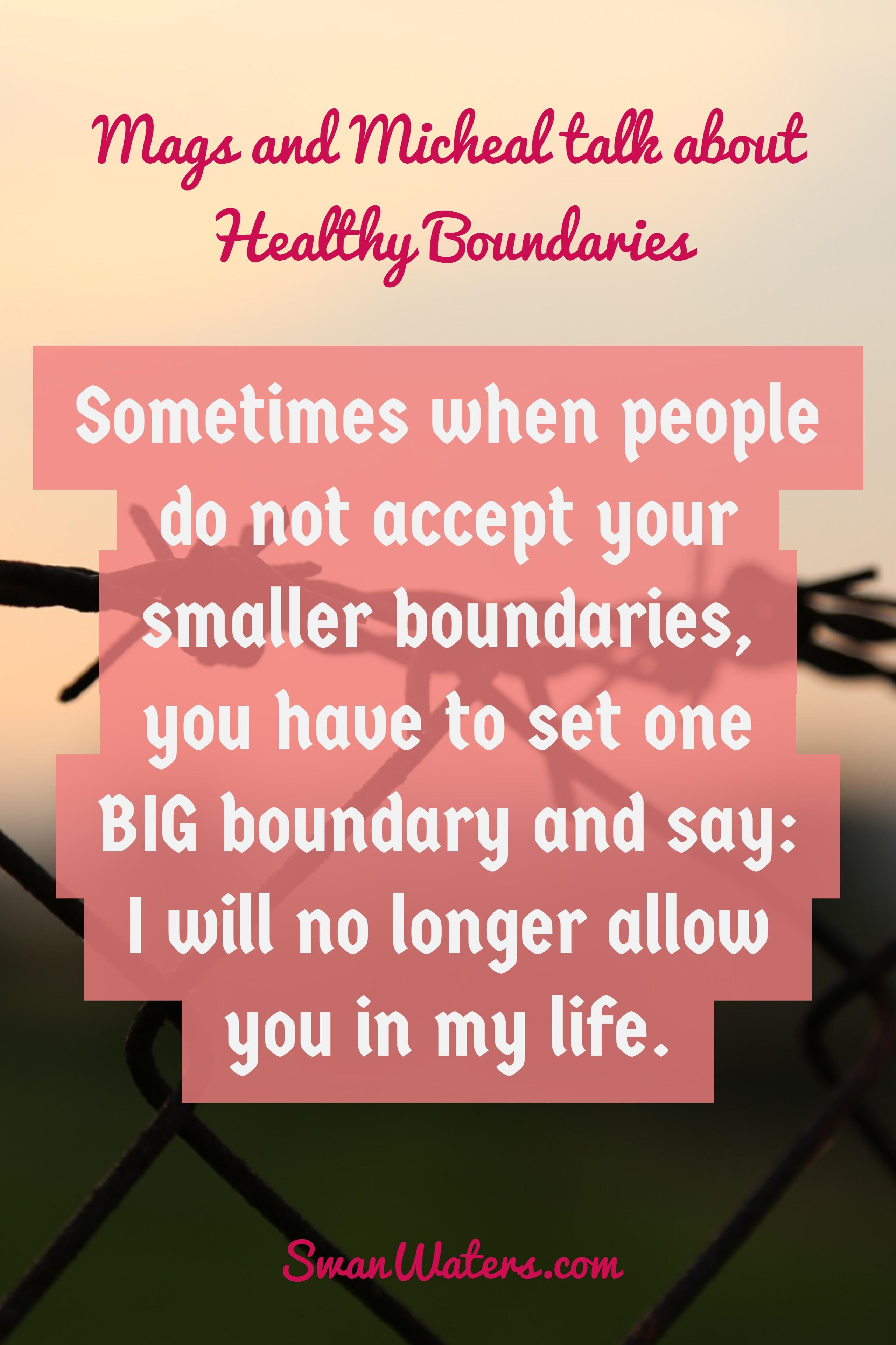 How To Set And Maintain Healthy Boundaries