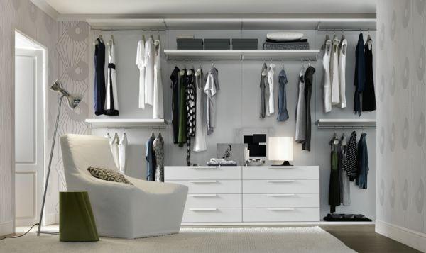 Elegant kleiderschrank systeme pffener kleiderschrank begehbarer schrank