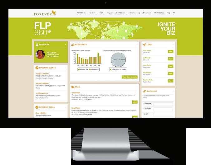 Flp360 Screen Forever Business Forever Living Products Online