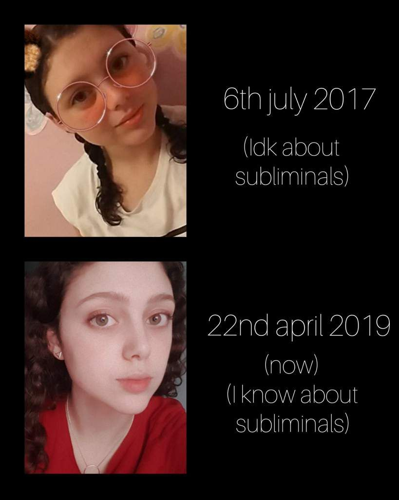 Before and after | ༺subliminal talk༻ Amino | Subliminal