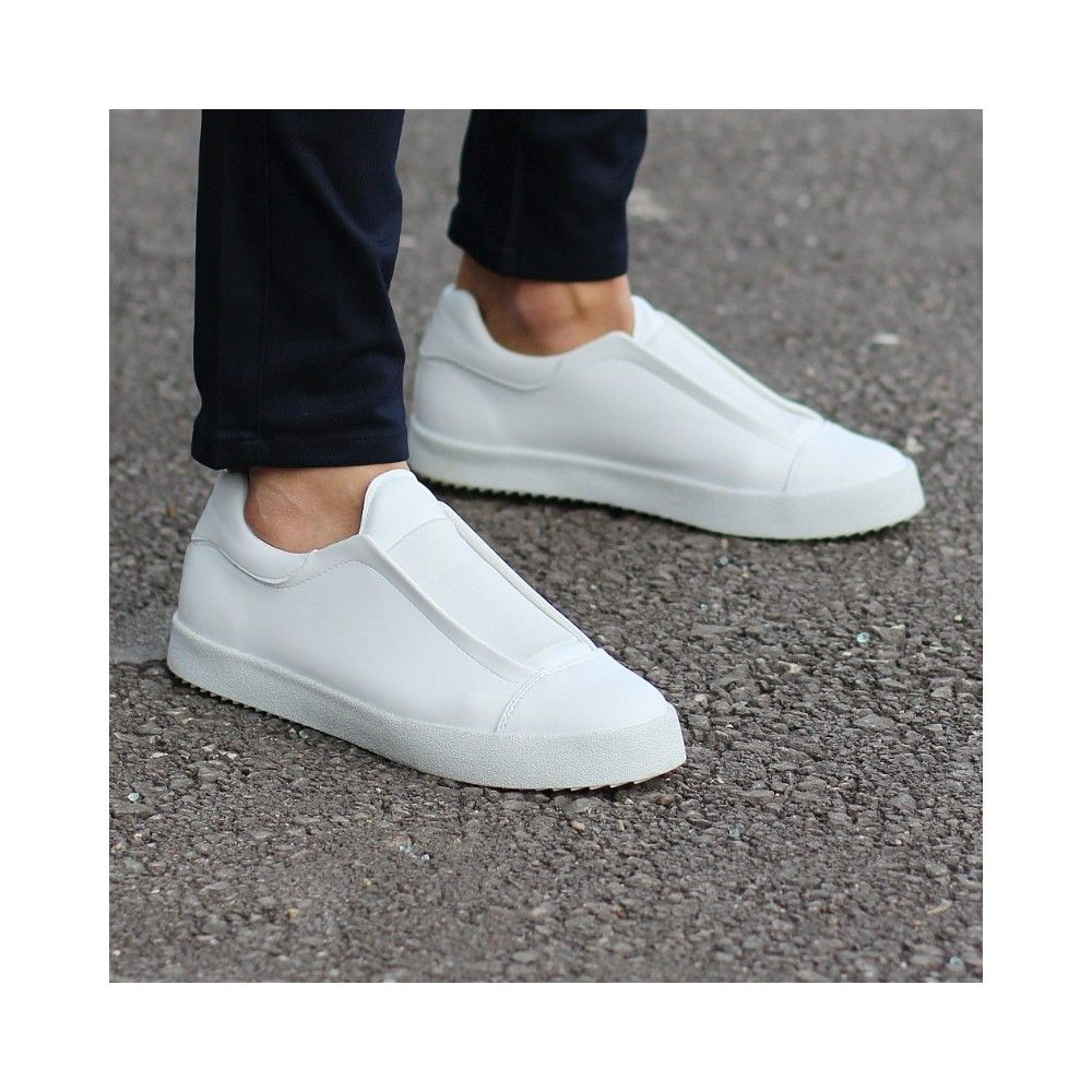 Buy Men's Sneakers Without Laces In New