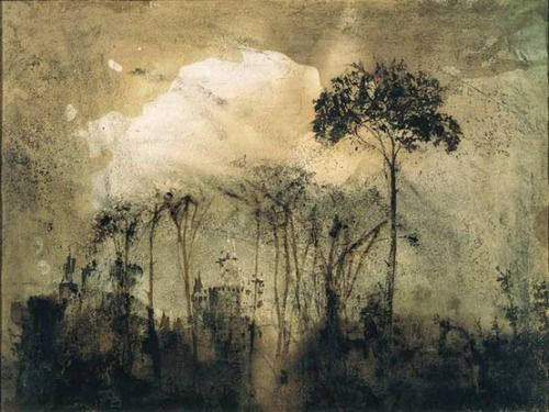 Artpropelled Victor Hugo Art Landscape Drawings Art