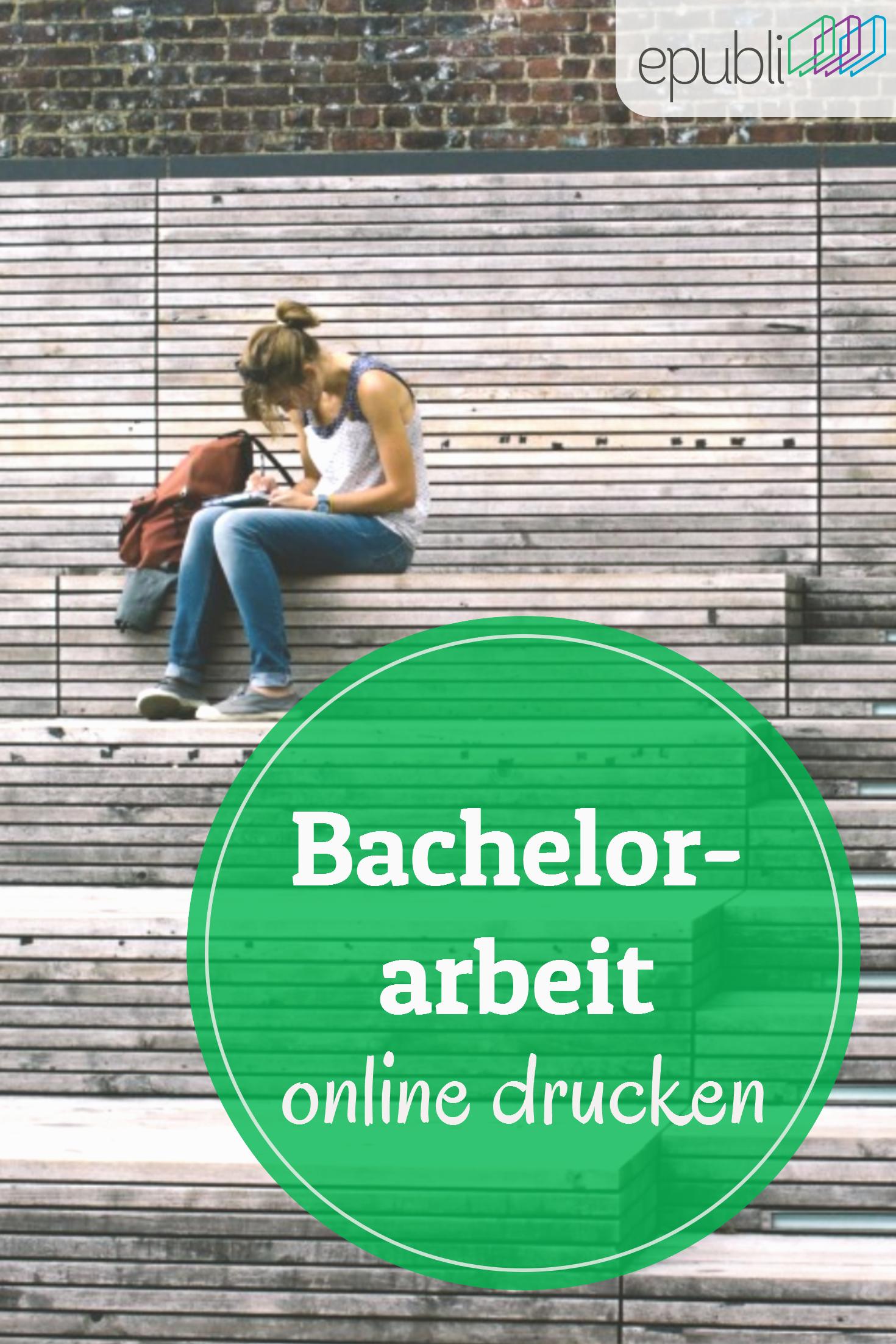 Lasst Eure Bachelorarbeit Masterarbeit Oder Dissertation Mit Epubli