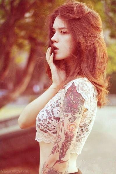Cool Girls Tattoo