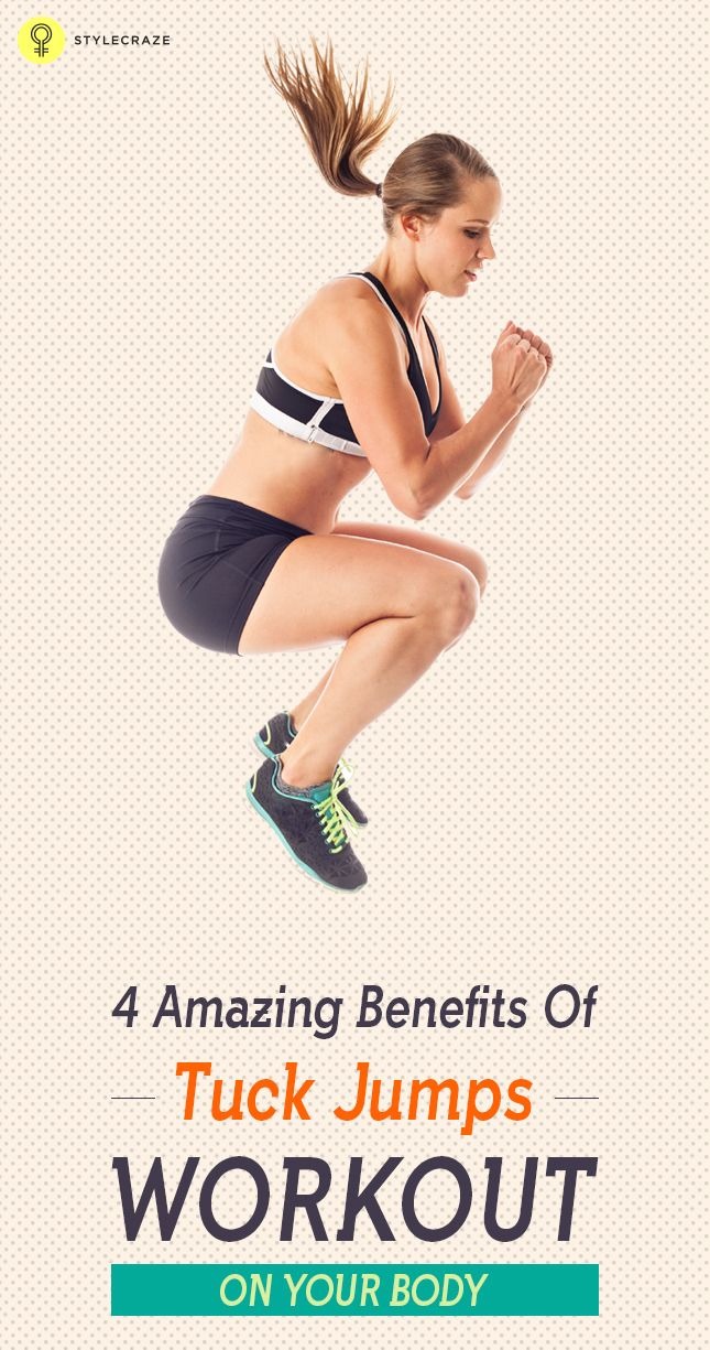 Gym And Fitness Workouts Tuck Jumps Jump Workout Workout