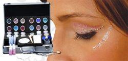 glitter everywhere!!