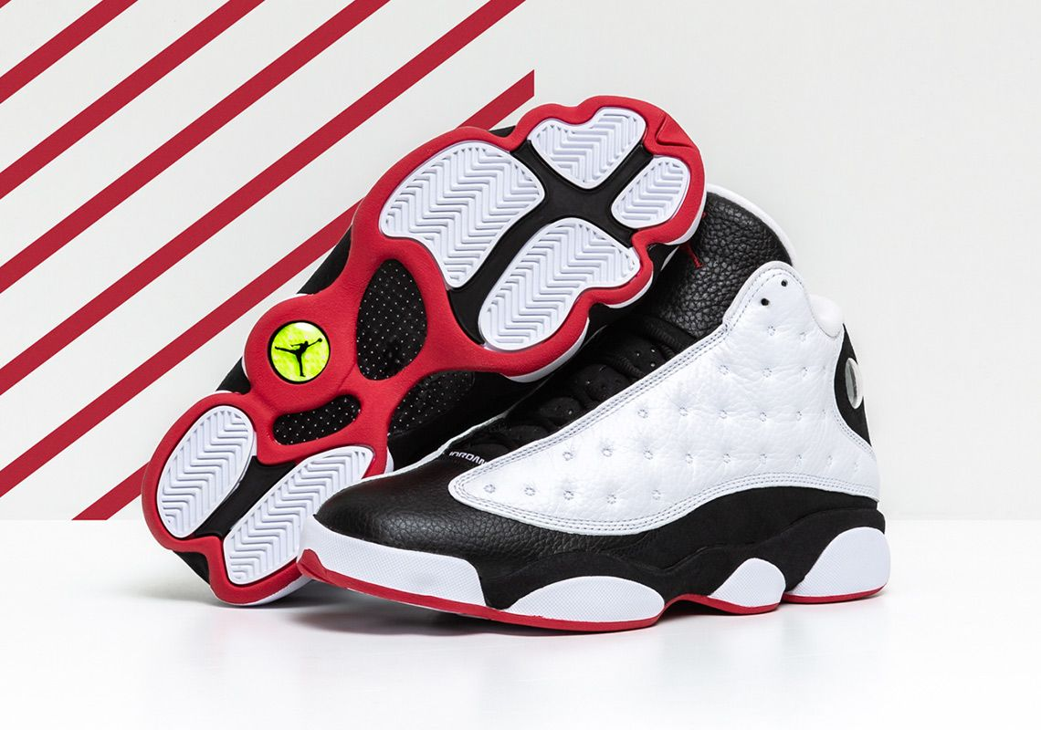 new concept 55ee0 79176 The Air Jordan 13 He Got Game Releases This Weekend In ...