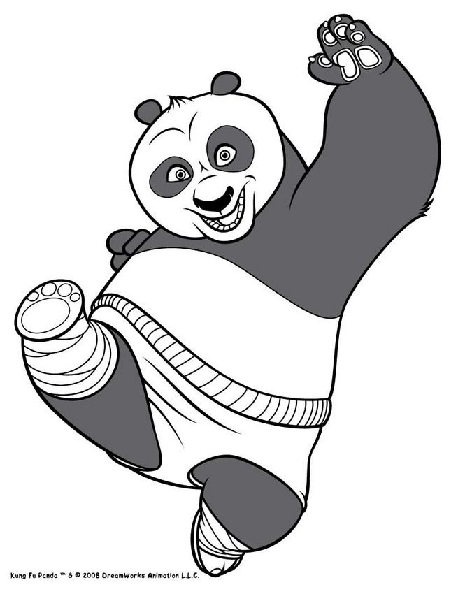 Give a like for Kung Fu Panda, coming your way!   Classroom deco ...