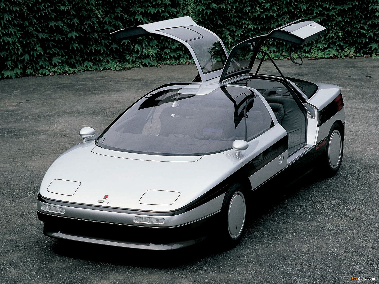 1986 Oldsmobile Incas Concept Konzeptfahrzeuge Oldtimer Flugelturen