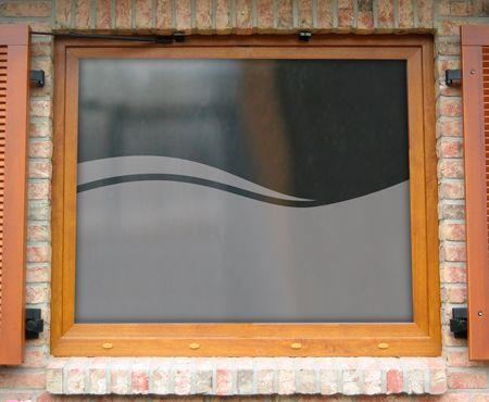 Das Motiv Welle wird gerne fürs Badezimmer verwendet. Denn die ...