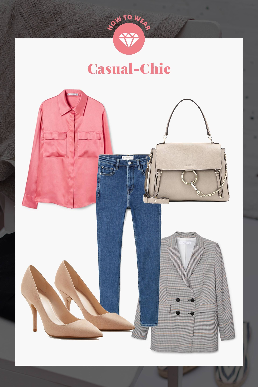 Outfits zusammenstellen leicht gemacht: 9 Fashion-Formeln ...