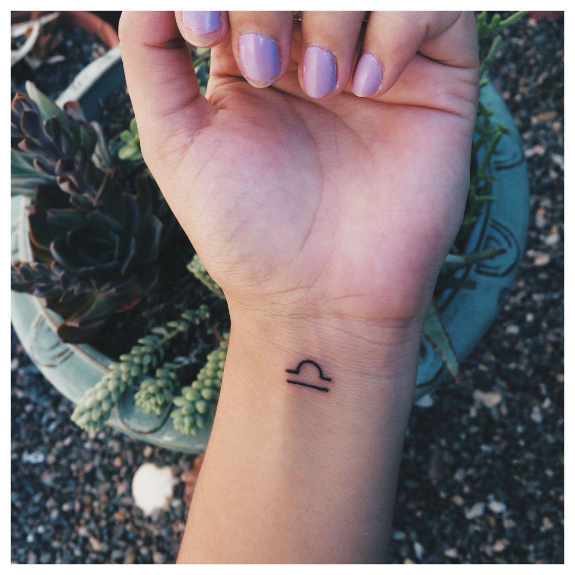 lovee my new libra tattoo! ♎ ♎ | tattoos | pinterest | libra
