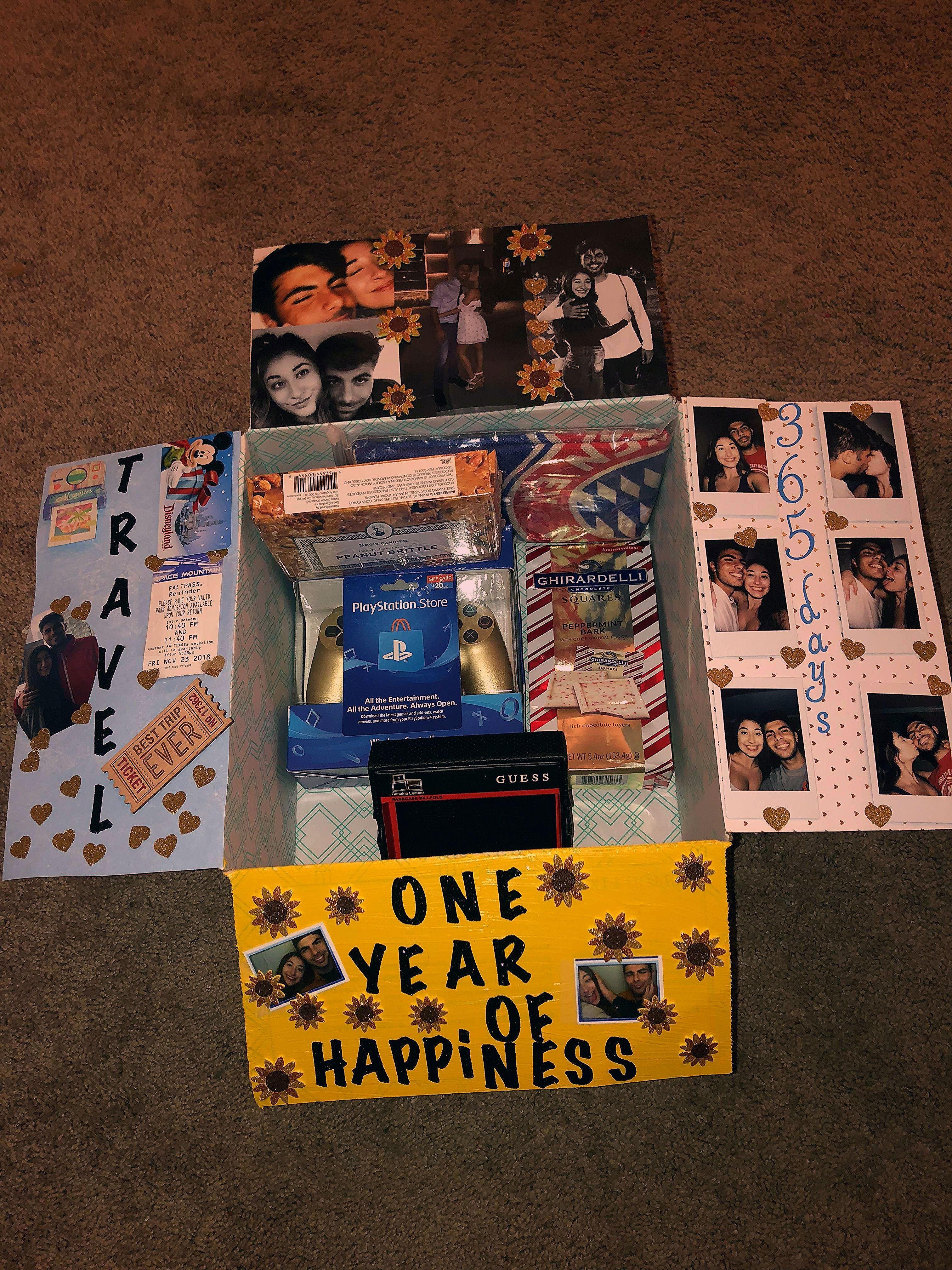 Pin By Shir Salit On Sweet Gifting Creative Birthday Gifts Birthday Gifts For Boyfriend Boyfriend Gifts