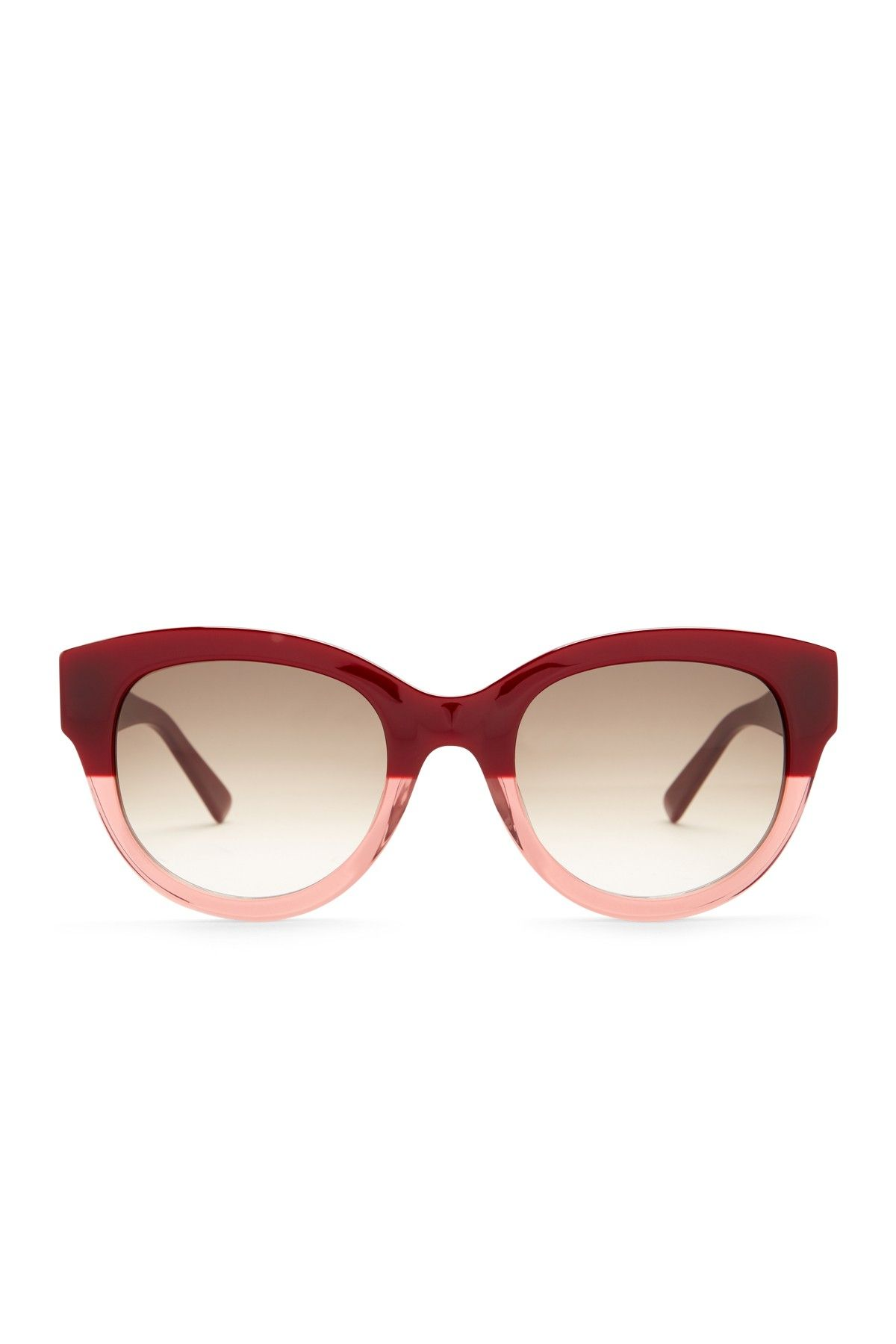 6826cc10b3 MCM Cat Eye 53mm Acetate Frame Sunglasses