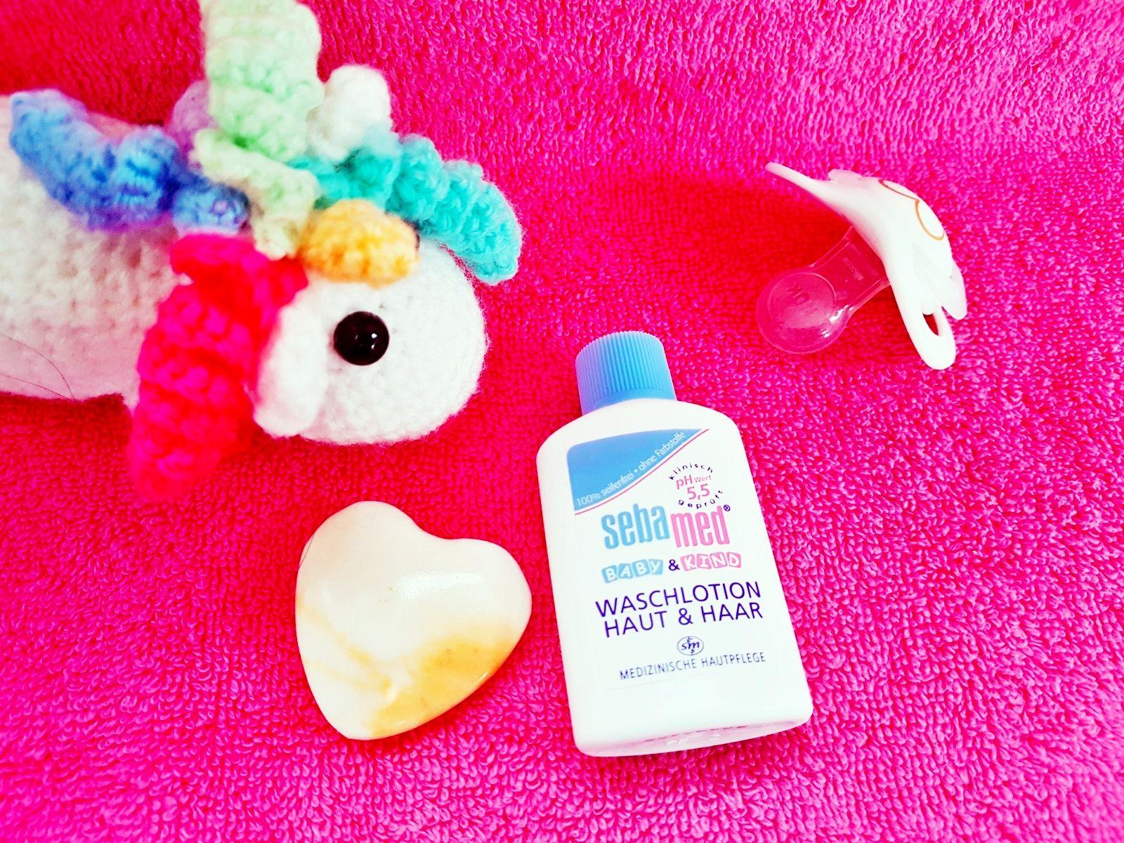 Sebamed Baby & Kind Waschlotion Haut & Haar