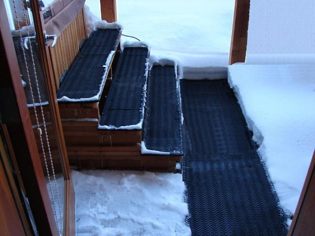 Clear The Snow And Ice From Your Walkways And Stairs With
