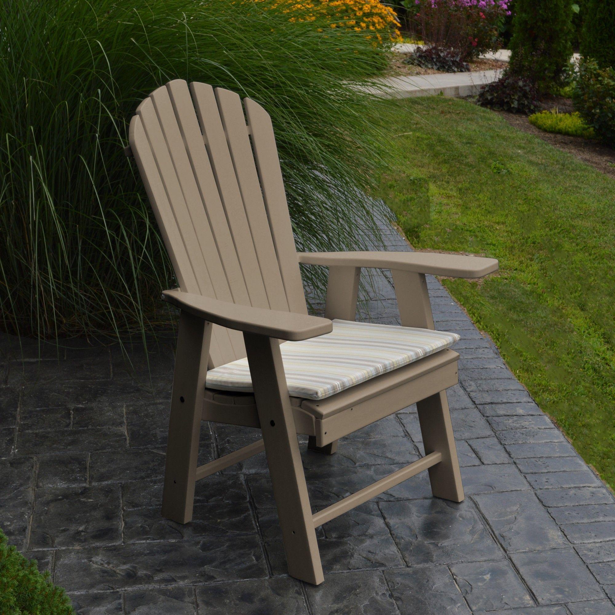 Upright plastic adirondack chair products pinterest plastic