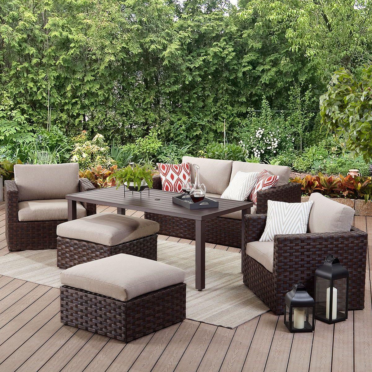 Harbor City Outdoor Patio Love Seat Outdoor Patio Backyard