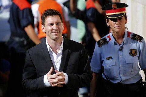 Messi bị cáo buộc tham gia đường dây trốn thuế  Xổ số các miền