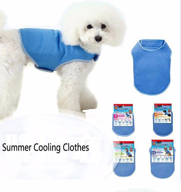 Cooling Vest For Dogs Summer Dog Pet Cat Vest Air Mesh Dog Vest