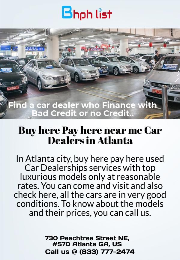 Used Car Dealerships In Atlanta Ga >> Pin On Bhplist