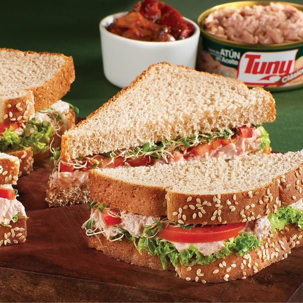 Sándwich de Atún Tuny