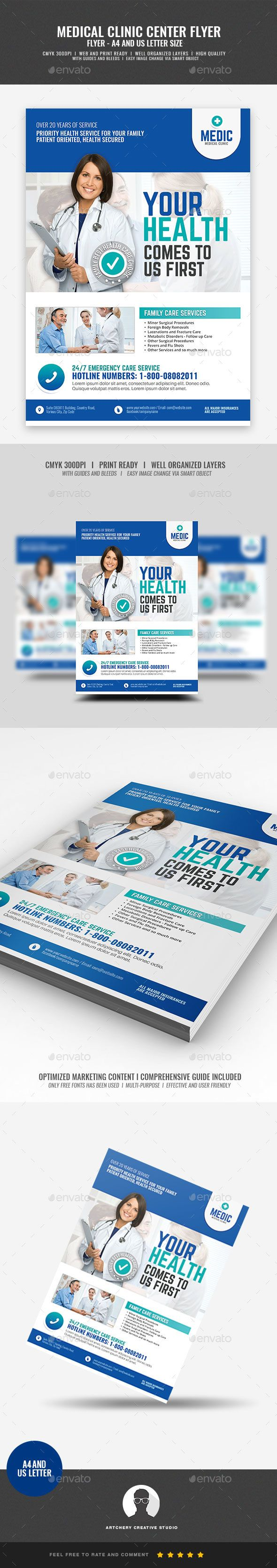 pin by cool design on web design flyer template