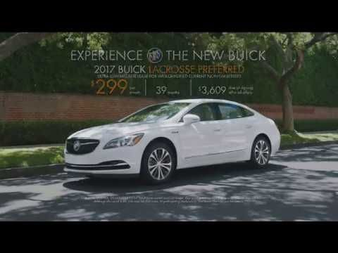 2017 buick lacrosse tv commercial, 'lucky' | favourite commercials