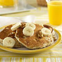 Banana Walnut Pancakes by SPLENDA®