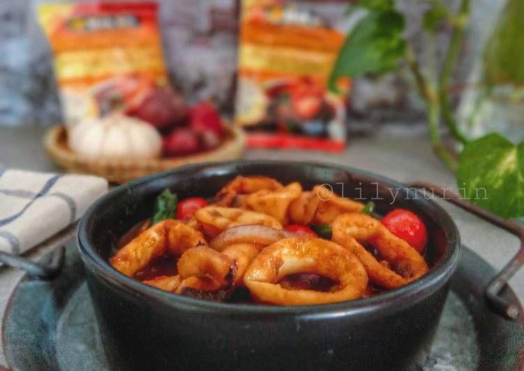 Resepi Sotong Masak Kicap Berempah Yang Cepat Aneka Resepi Enak Resep Makanan Resep Ayam Masakan