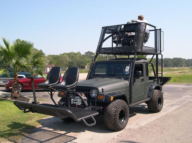 How About This For A Hunting Jeep Jeep Hunting Hunting Truck Jeep