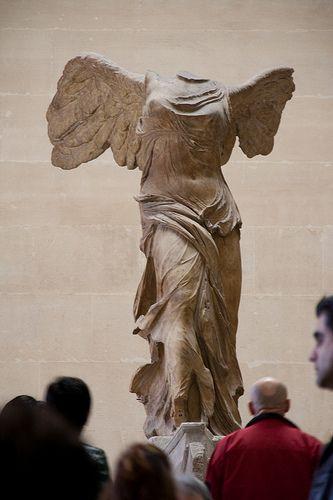 Louvre Museum Nike God Of Victory Art Sculpture Art Louvre Museum