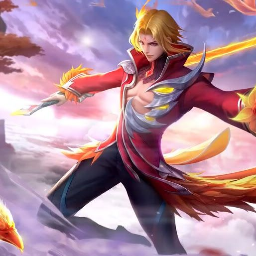 Ultra HD Wallpaper Ling, Fiery Dance, Skin, Mobile