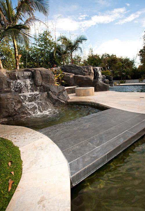 Arcadia Backyard/Pool by Mega Builders | Backyard pool ... on Arcadia Backyard Designs id=30099