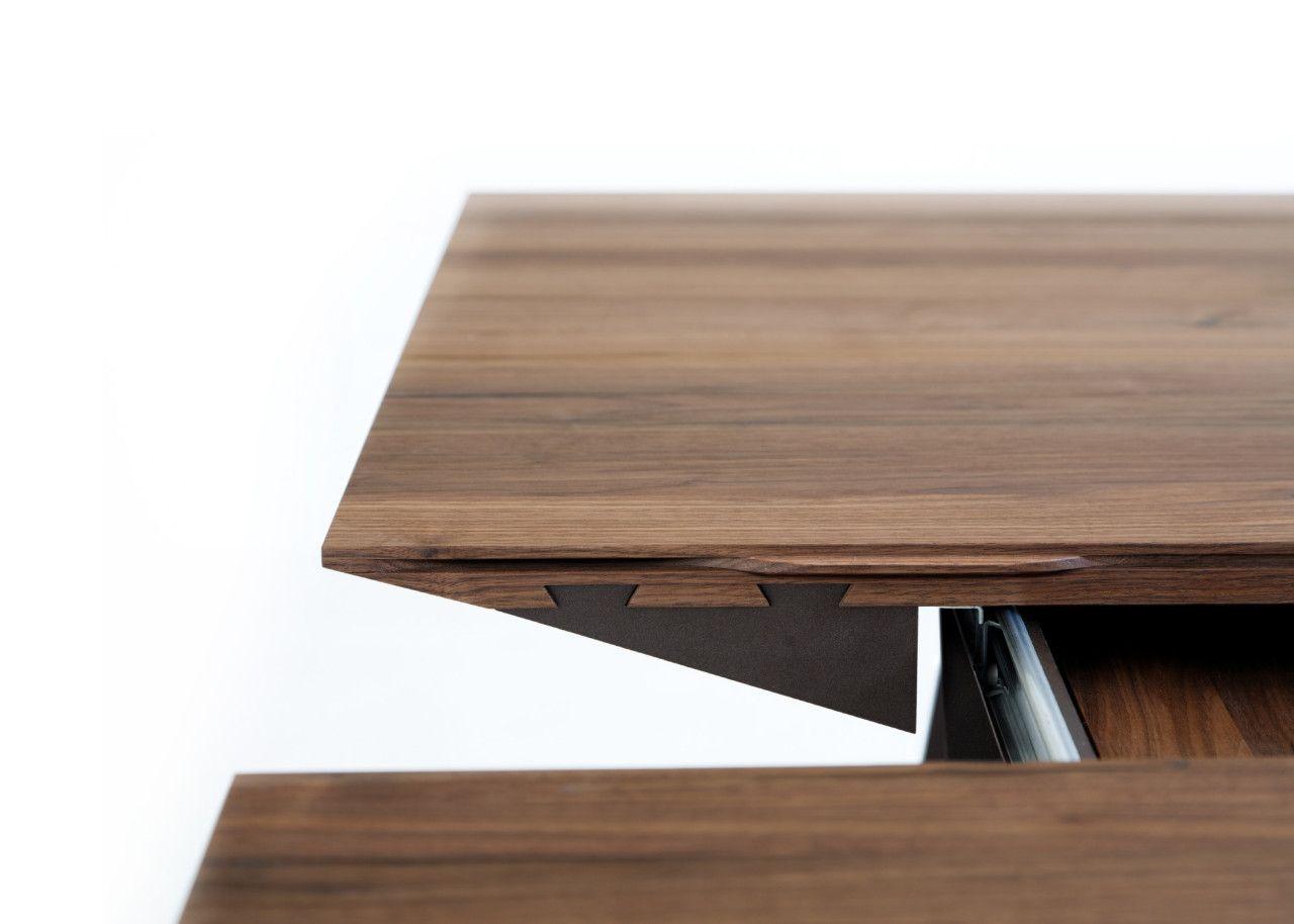 DON Ausziehbarer Tisch by ONDARRETA Design Nadia Arratibel ...