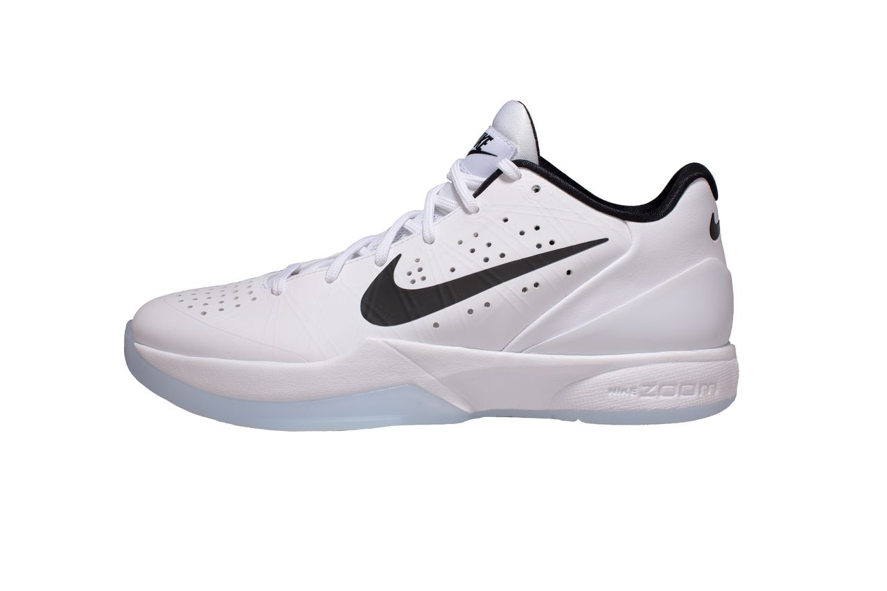 new arrival dcd20 4b43a Nike Air Zoom Hyper Attack Volleyball Shoes - White   Black Ice
