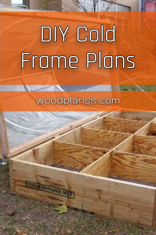 Diy cold frame plans in 2020 cold frame diy cold frame