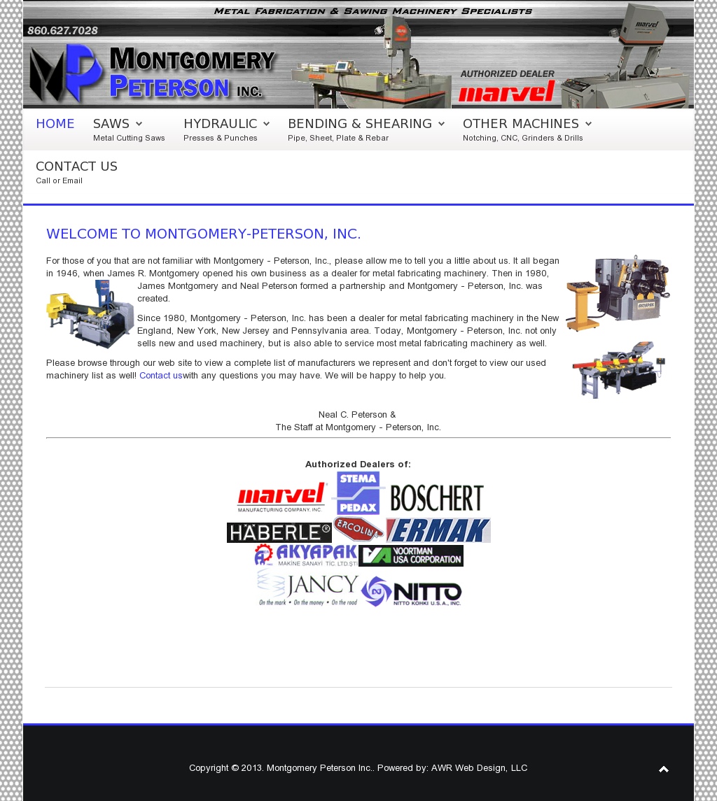 Montgomery Peterson Inc Mpetersoninc Com Located In Windsor Locks Ct Is A Metal Fabrication Sawing Metal Fabrication Machining Metal Montgomery