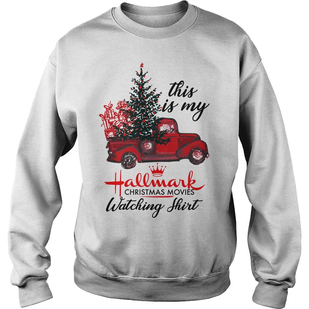 This is My Hallmark-Chirtmas Movie Watching Shirt Watching Hallmark Movies Christmas Hoodies Shirt