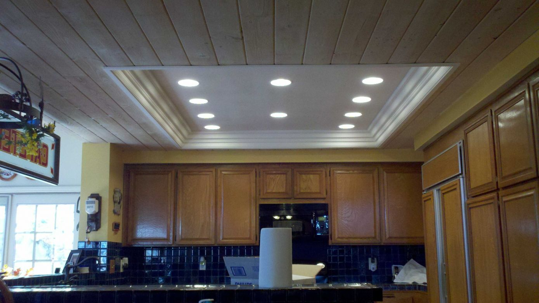 Kitchen Drop Ceiling Remodel Best Paint For Interior Walls - Kitchen drop ceiling remodel