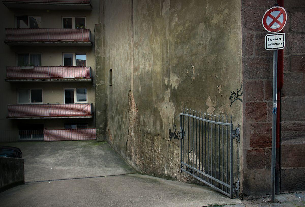 Nürnberg Impressionen #14 - Agnesgasse