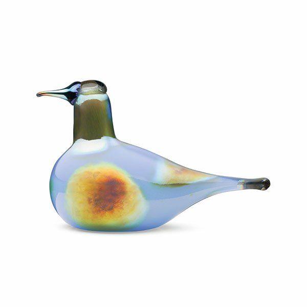 Birds by Toikka – Blaue Oriole – 145 x 100 mm von Iittala