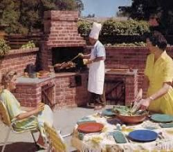 How To Build A Brick BBQ At Home